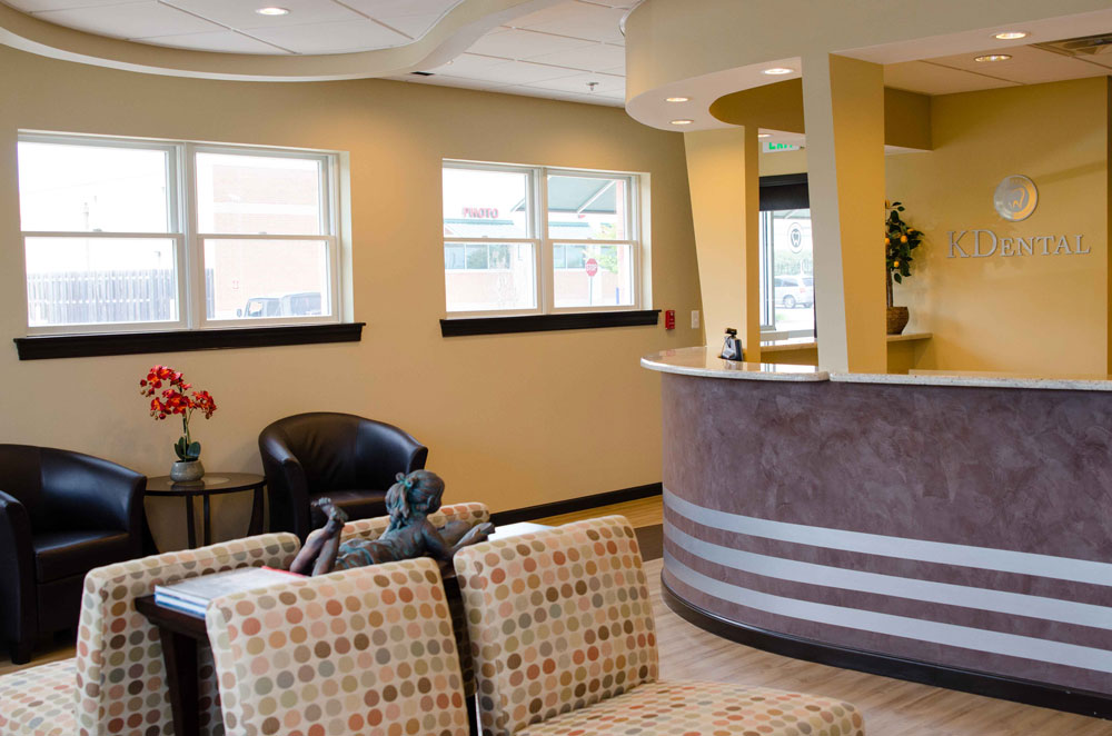 K Dental Waiting Room